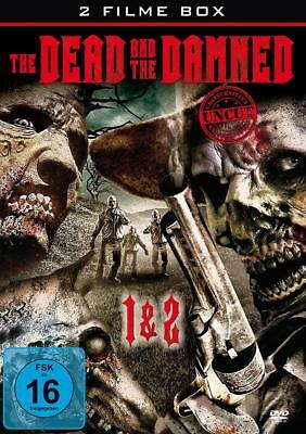 Dead and Damned 1+2 /DVD, -> The Dead and the Damned Lockhart