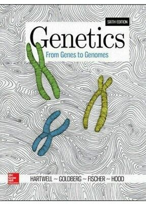 {{E.BOOK}} Genetics: From Genes to Genomes 6e
