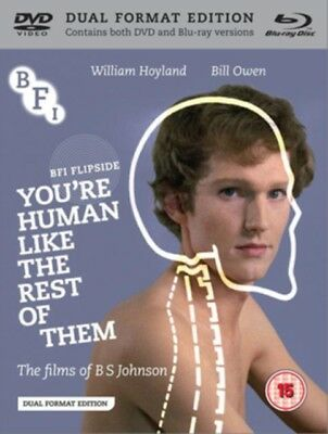 Nuevo You'Re Human Like The Rest Of Them Blu-Ray + DVD