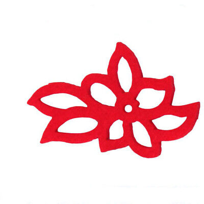 Fashion DIY Children's Non-woven Patch Decoration Material Window Flower BS