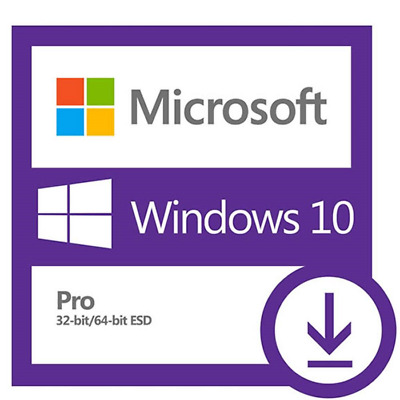 Windows 10 Pro 32/64 Bit - Genuine Retail Key