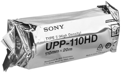 Sony UPP-110 HD 110 mm x 20 m NEW