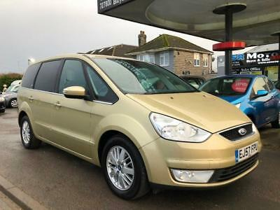 2007 Ford Galaxy 1.8 TDCi Ghia 5dr