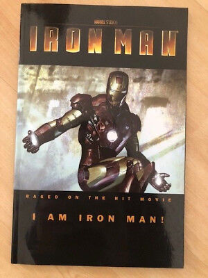 Iron Man, I am Iron Man! based on movie Iron Man