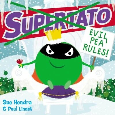 SUPERTATO EVIL PEA RULES, Hendra, Sue