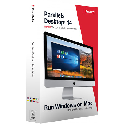 Parallels Desktop 14 Business Edition For Mac Pro Perpetual License