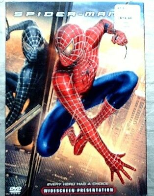 Spider-Man 3 (DVD, 2007) Tobey Maguire
