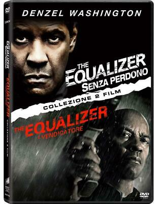 The Equalizer Collection (2 DVD) - Movie