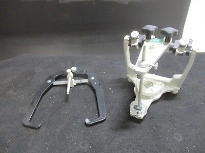 Whip Mix Dental Laboratory Articulator for Occlusal Plane Analysis w/ Facebow