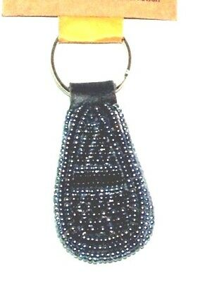 """South African Beaded Teardrop Keychain 2"""" Contemporary Colors FREE SHIPPING S27"""