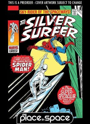 (Wk04) Silver Surfer #14 - Facsimile Edition - Preorder 23Rd Jan