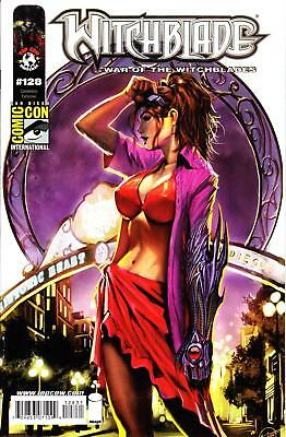 Witchblade #128 San Diego Comic Con 2009 Exclusive Sejic Variant Hard To Find