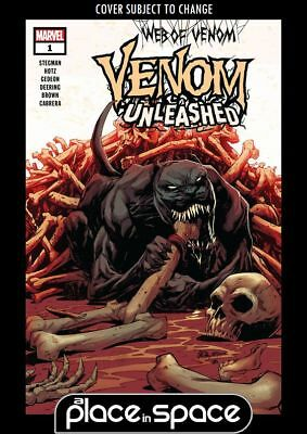 Web Of Venom: Venom Unleashed #1A (Wk02)