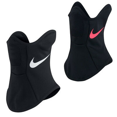 Nike Squad Snood Football Neck Warmer Winter Tube Cycling Unisex Black Dri-FIT