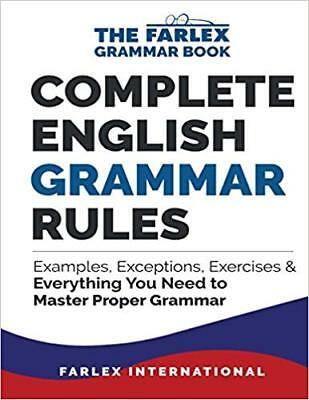 [PDF] Complete English Grammar Rules Examples Exceptions Exercises and Everythin