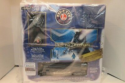 Lionel Train Set 6-84328 The Polar Express with Blue Tooth Lionchief O-Gauge