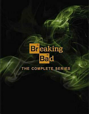 Breaking Bad: the Complete Series - Blu-Ray Region 1 Free Shipping!
