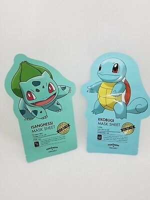 (3 Pack) TONYMOLY x Pokemon Mask Sheet