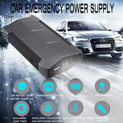 99800mAh Multi-Function Car Jump Starter Battery Charger Power Bank Booster