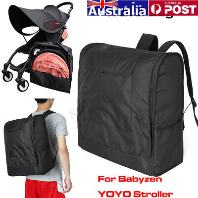 AU Fold Pushchair Stroller Travel Bag Carry Case For Babyzen for YOYO for VOVO
