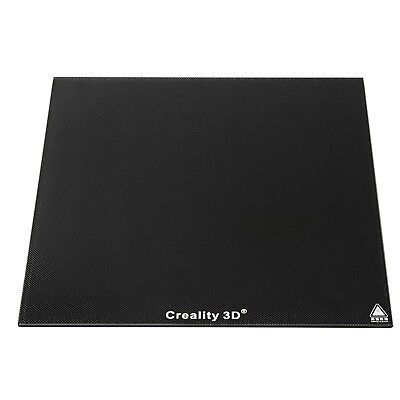 Creality Glass Plate Heated Bed Build Surface for CR-10 CR-10S Pro 3D Printer