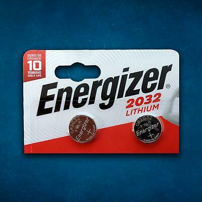 4 x Energizer 2032 CR2032 BR2032 DL2032 3V Lithium Coin Cell Battery LONG EXPIRY