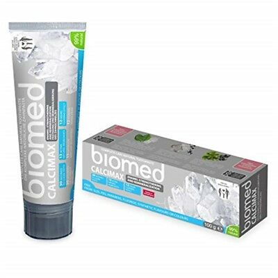 Biomed Calcimax Remineralising Natural Toothpaste