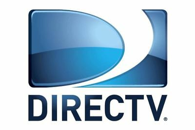DirectTV Choice / Xtra Subscription Account 1 Year 12  Month Warranty 185+chanls