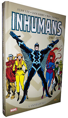 Comics - Integrale - Marvel - Inhumans : L'integrale 1967-1972