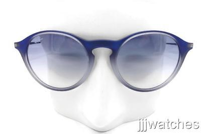 6208660cdc New Ray-Ban Round Faded Blue Gradient Lens Sunglasses RB4243 6225 19 49-