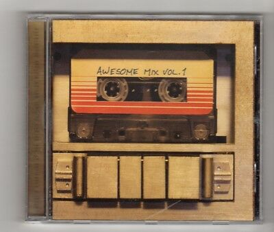 (IP713) Guardians Of The Galaxy, Awesome Mix Vol 1 - Soundtrack - 2014 CD