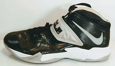 5578f823621 NIKE LeBron Zoom Soldier VII 7 TB Men s Basketball Shoes 599263-001 US Size  14