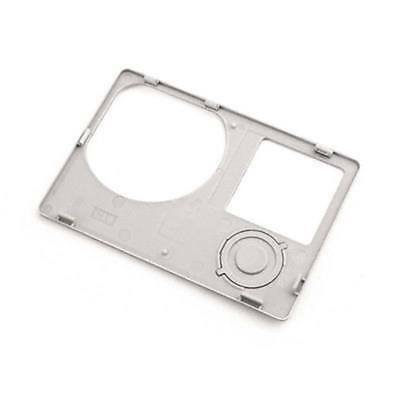 Front Cover Faceplate Frame Housing Repair Parts Replacement for GoPro Hero 4 A+