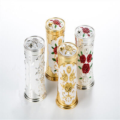 European Classical Zinc alloy Style Rotary Toothpick Holder Home Hotel Decor BS