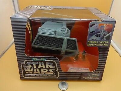 Galoob Micro Machines Star Wars Action Fleet Darth Vader TIE Fighter - MIB