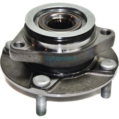 New Front Lh Or Rh Wheel Hub Bearing Assembly Fits 07-11 Nissan Versa 40202Em31B