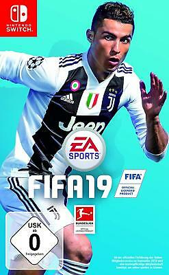 Fifa 19 Nintendo Switch New+Boxed