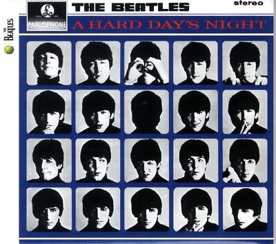 CD The Beatles ‎– A Hard Day's Night - Album Nuevo y Precintado