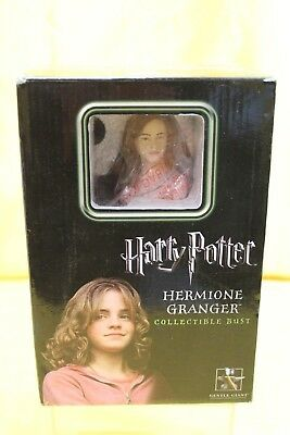 Boxed Harry Potter Ltd Edt Hermione Granger Bust 780/2500 ##ga Alf 26  Lc