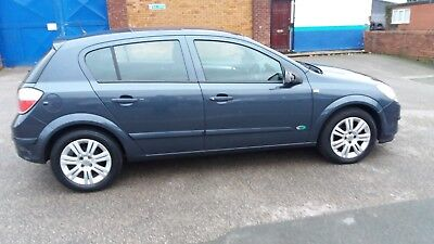 VAUXHALL ASTRA 1.6 twinport BLUE 5DR 2006