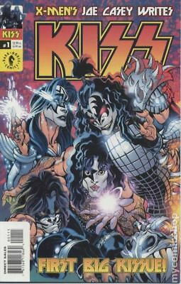 KISS 1A 2002 Campbell Variant VF Stock Image
