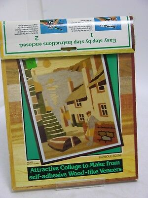 Marquetry Made Easy By Artwood Collage  (Bh 138)