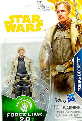 "Star Wars Actionfigur ""solo: A Star Wars Story"" Collection Tobias Beckett Hasbro"