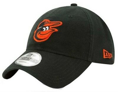 New Era MLB Baltimore Orioles Baseball Hat Cap 920 Core Classic Adjust 11417832