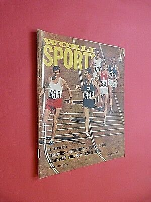 WORLD SPORTS MAGAZINE. February 1965