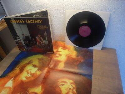 Creedence Clearwater Revival - Cosmo's Factory 1970 Lp + Poster