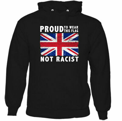 Made In England Hoodie St Georges Day Hoody English Football Rugby T Shirt 870