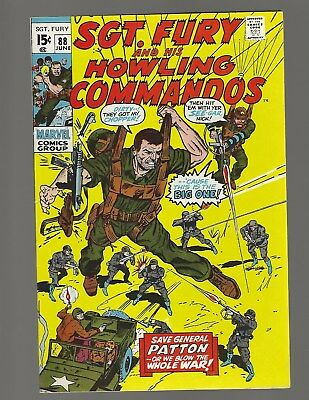 Sgt Fury And His Howling Commandos #88