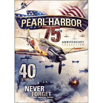 Pearl Harbor 75th Anniversary Collection: 40 Features DVD Box Set