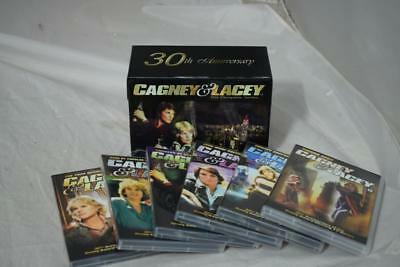 Cagney & Lacey The Complete Series 30th Anniversary 32 Box Set